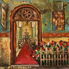 Open door - Open Soul South African Artists, Paintings I Love, Store Fronts, Image