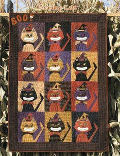 Buggy barn halloween quilts pinterest witch quilt witches and