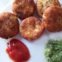 Potato Tikki #vegan #indian