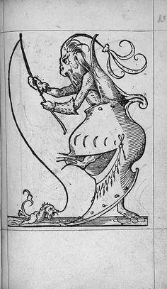 François Desprez, f. F5 Dessin 83 Les Songes drolatiques de Pantagruel A Paris : Par Richard Breton 1565