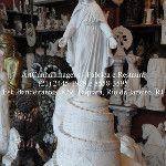 Nossa Senhora do Líbano 45 cm ArtCunha (21) 2445-1929 #Libano #Gesso #Artesanato #NossaSenhora #Nossa #Senhora #artesacra VER
