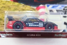 2017-Hot Wheels-Race-Day---Acura NSX---- NEW 5/5 *Car Culture* Real Riders   #HotWheels #AcuraNSX
