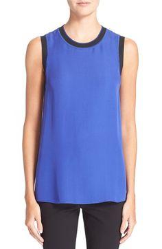 RAG & BONE 'Maude' Silk Tank Top. #ragbone #cloth #