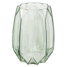 Vaso in vetro a coste URBAN