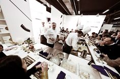 CLIENTE Pastificio Felicetti. Stand per il brand Monograno Felicetti ad Identità Golose 2012 #evento #stand #grafica #design #comunicazione