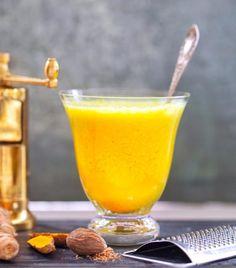Gurkemeje drik - Golden milk