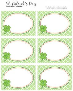 Printable Boxes Tags & Labels - Katie Barwell - Picasa Web Albums
