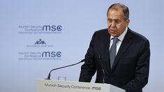 روسیه آماده همکاری با آمریکا و اروپا بر اساس احترام متقابل است