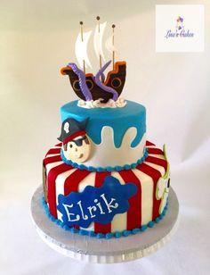 Lego themed birthday cake Childrens Birthday Cakes Pinterest