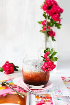 Vegan rhubarb chia coconut milk dessert!