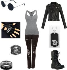"""""""Untitled #256"""" by southerngoth ❤ liked on Polyvore"""