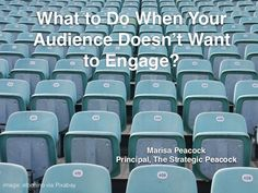 What To Do When Your Audience Doesn't Want to Engage? #ConvergeSouth
