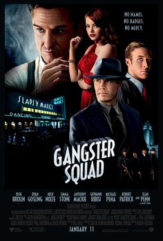 Ryan Gosling at an event for Gangster Squad Famous Movie Posters, Famous Movies, New Movies, Movies To Watch, Movies Online, Hd Streaming, Streaming Movies, Michael Roberts, Scary Stories To Tell