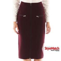 Worthington® High-Waist Pencil Skirt  found at @JCPenney
