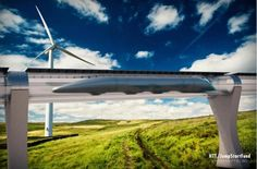 The World's First Full Scale Passenger Hyperloop Capsule is Underway For an Official Reveal in 2018