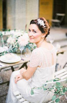 Beautiful bride: http://www.stylemepretty.com/destination-weddings/2013/11/15/uk-inspiration-shoot-from-taylor-barnes-jessie-thomson-wedding-planning/ | Photography: Taylor Barnes - http://www.taylorbarnesphotography.co.uk/