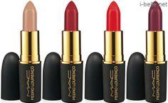 Summer 2014: MAC Pedro Lourenço Collection - Lipstick