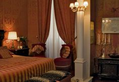 Hotel Metropole in Venice - where we stayed a few years back - highly recommended!