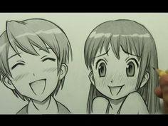 How to draw anime / Manga Facial Expression