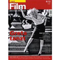 EPD FILM 8/2013 - das magazin für den Cineast. Diesmal mit Greta Gerwig als Frances Ha. Zum Webshop (versandkostenfrei) durch Klick auf das Cover!