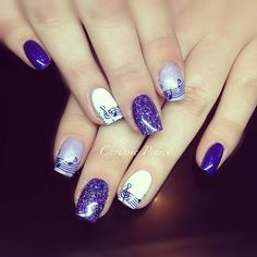 Lady Queen Music Notes Water Decals Nails Pinterest Music