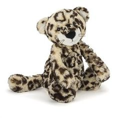Bashful Leopard Medium Looks like you've just found yourself your new best friend! Super gorgeous, the Bashful Leopard is also super loyal and will always want to be by your side. Jellycat, Big Cats, Snuggles, Kids Toys, Plush, Barn, Pink, Stuffed Animals, Stuffed Toys