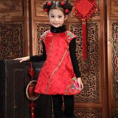 Chinese cheongsam dress become latest woman dress for Chinese Festivals; Chinese patten dress is the best choice for traditional festivals. Chinese Theme, Chinese Style, Chinese Fashion, Oriental Fashion, Chinese Festival, Chinese Dresses, Cheongsam Dress, Festivals, Fans