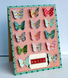 Hello - Scrapbook.com by fougere