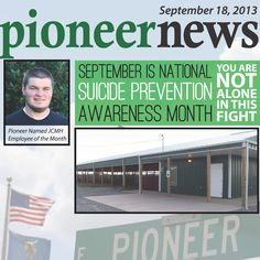 Check out this week's Pioneer News at http://news.wosc.edu/ #wosc