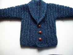 Ravelry: apilrain's Little Darling Newborn Cardigan