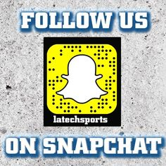 Be sure to follow us on Snapchat! #WeAreLATech