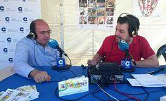 Pedro Antonio Sánchez muestra su total apoyo al programa de Buendía