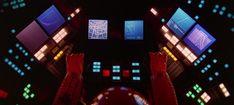 2001: A Space Odyssey (1968, Stanley Kubrick) /  Cinematography by Geoffrey Unsworth