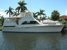 1984 Ocean Sunliner FBMY Express located in Florida for sale