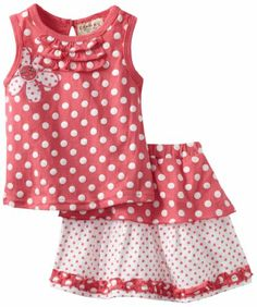 Carter's Watch the Wear Girls 2-6X Flower and Polka Dot Tunic with Skirt Set, Hot Pink, 2T Carter's Watch the Wear,http://www.amazon.com/dp/B00B8KZL3W/ref=cm_sw_r_pi_dp_fnS2rb1WQQ11DS80