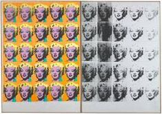 Marilyn Diptych 1962 Andy Warhol Marilyn, Kara Walker, Exposition Photo, Norman Foster, Portraits, American Art, Les Oeuvres, Home Art, Art History