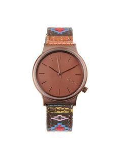 KOMONO - Wrist watch.  $98