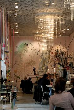 The Royal Cafe  , Amagertorv 6 , 1160 DK Copenhagen  (Denmark)  www.theroyalcafe.dk