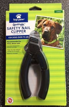 11 Best Dog Nail Clippers With Quick Sensor Images Dog