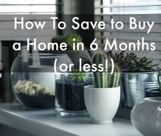 How To Save to Buy a Home in 6 Months #CapitalOneHome #CleverGirls