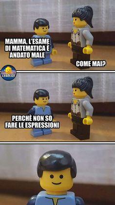 neuheiten 2019 54 New ideas memes italiano lego neuheiten 2019 54 New ideas memes italiano lego Lego Humor, Lego Memes, Funny Laugh, Hilarious, Italian Memes, Funny Test, Best Friends Funny, Memes In Real Life, Relationship Memes