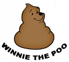 Poop jokes will never cease to make me laugh.