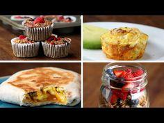 Make-Ahead Breakfast Ideas For The Week