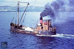 Model Sailboats, Tanker Ship, Steam Boats, Fishing Vessel, Merchant Marine, Ship Paintings, Boat Art, Cool Boats, Tug Boats