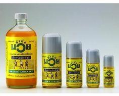 BOXING LINIMENT / Boxerský olej ORIGINÁL : rôzne veľkosti