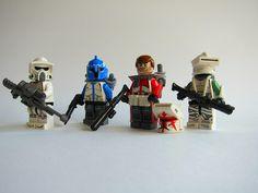 Clones #flickr #LEGO #StarWars