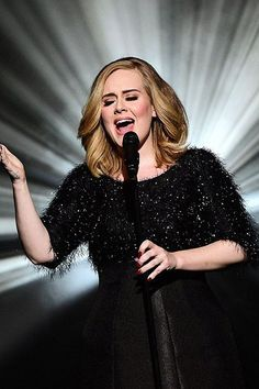 "Adele Gives Flawless Performance Of ""Hello"" At NRJ Awards+#refinery29"