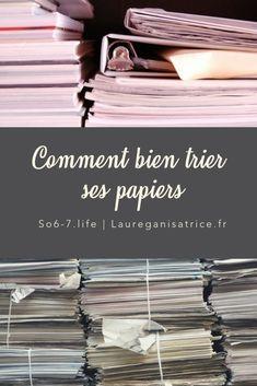 Comment Bien Trier Ses Papiers Rangement Papier Administratif Papier Administratif Et Rangement Papier