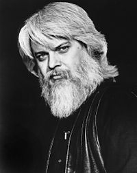 Leon Russell 1942-2016 American Musician, Songwriter and Producer.