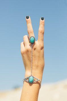 Pandora Hand Chain